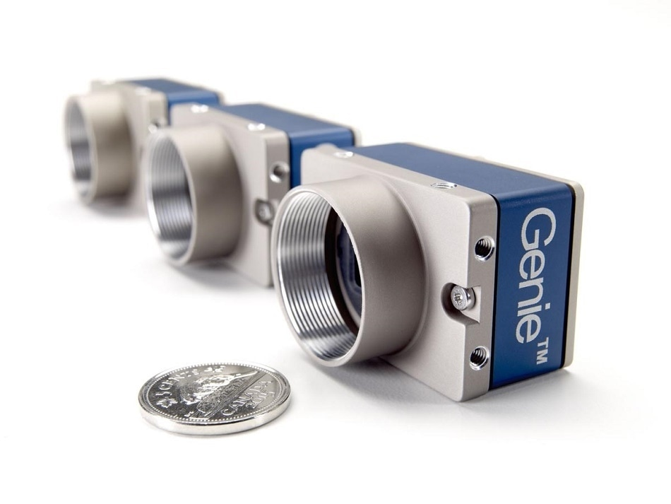 Teledyne DALSA's new 1.3M cameras optimized for price and performance