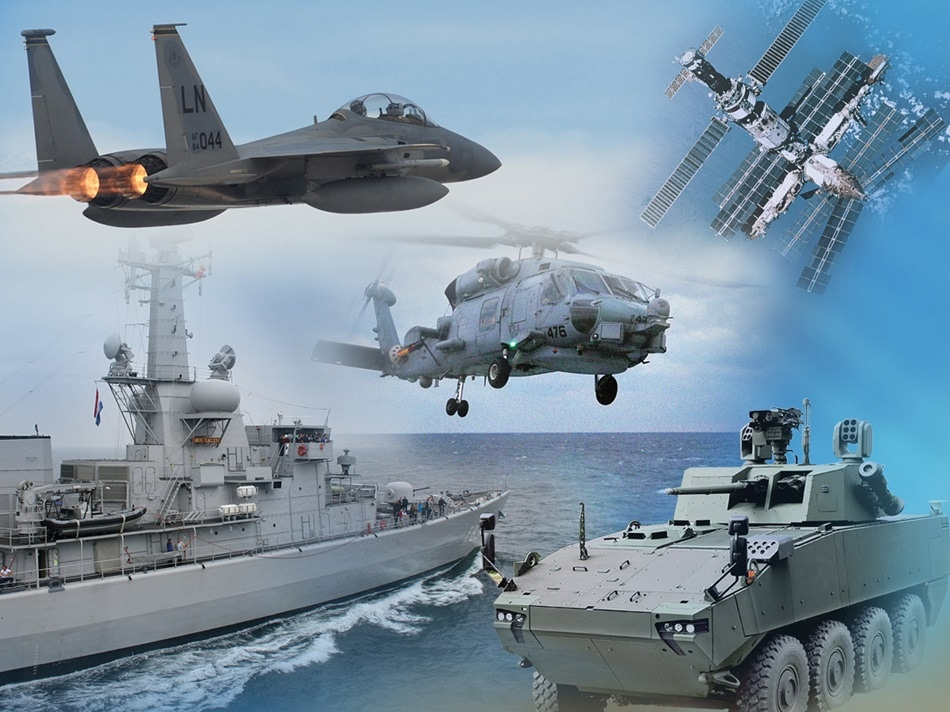 OSI Optoelectronics Presents Photodiodes and High-Power Light Sources for Military & Aerospace Applications