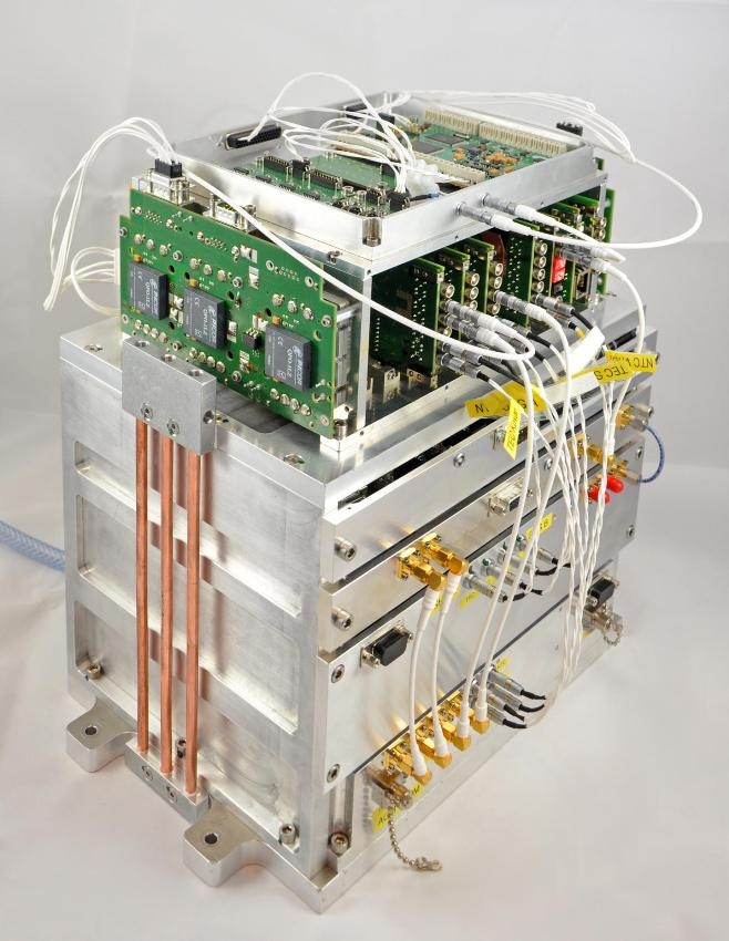 Optical Frequency Reference Based on Molecular Iodine Successfully Demonstrated in Space
