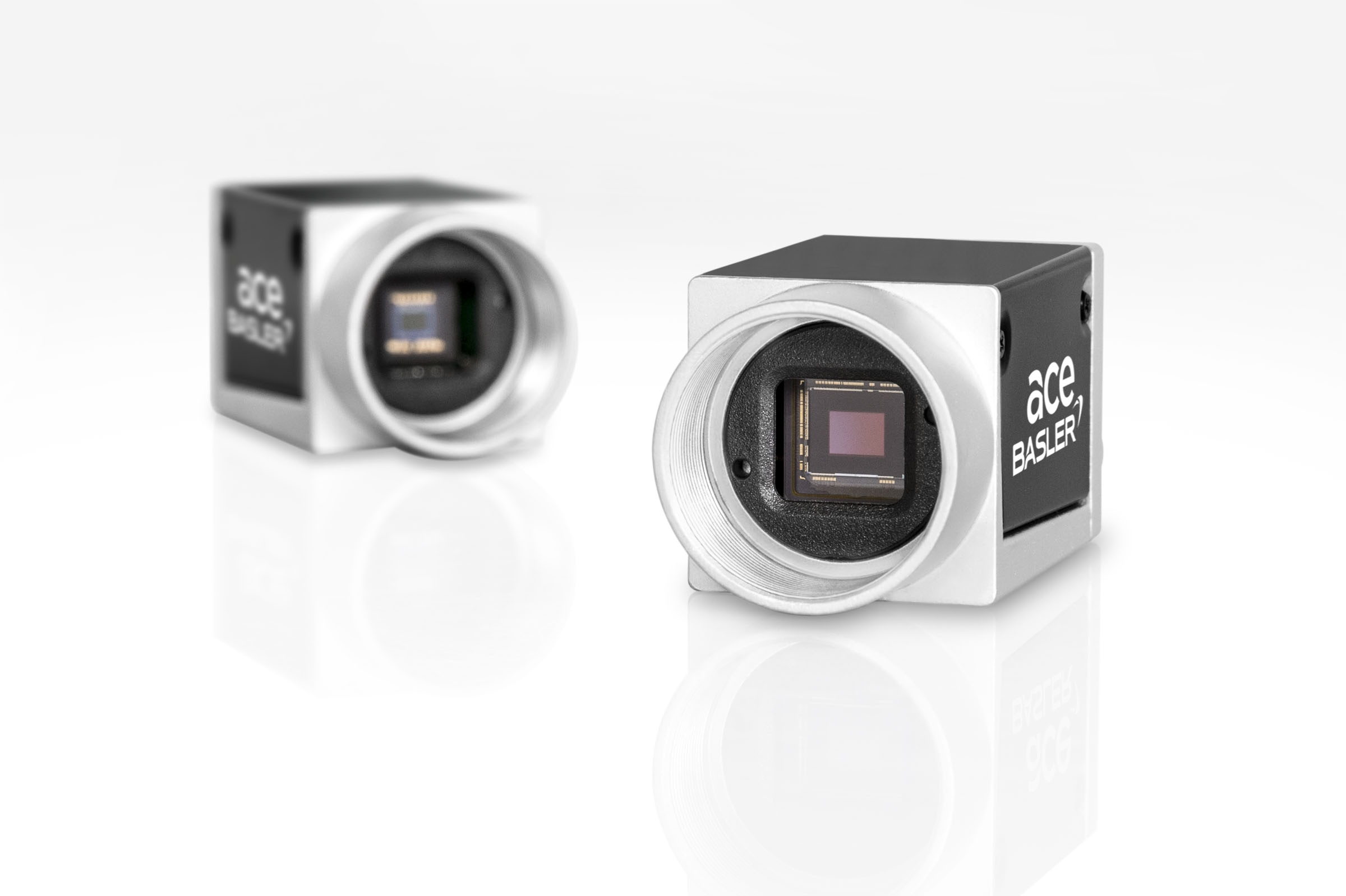 Unique in the Market: Basler Presents 1:1 Replacement for CCD Cameras Featuring Sony's ICX618 Sensor