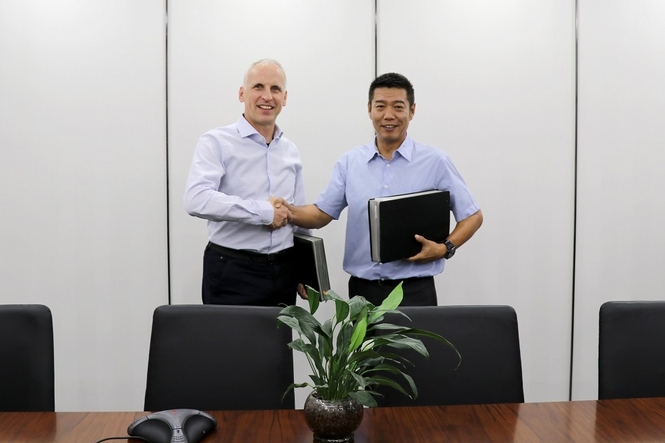 Basler establishes joint venture with Chinese distributor Beijing Sanbao Xingye (MVLZ)