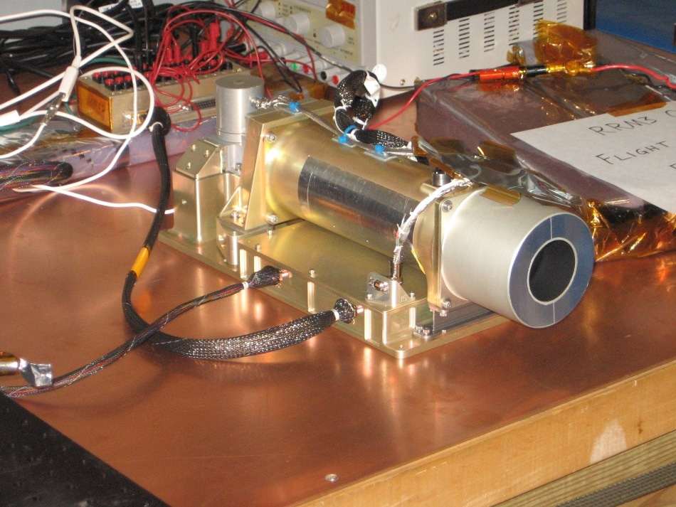 Advanced Photodetector Camera to be Deployed in NASA's Robotic Refueling Mission 3