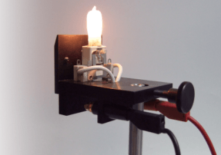 High Stability 250 Watt Calibration Standard Lamp Proposed