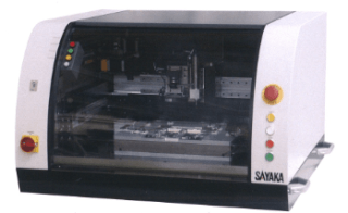Seika to Premier New Tabletop Router with Color CCD Camera at SMTAI
