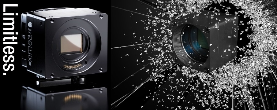 XIMEA 16 Mpix High Resolution Camera With Exciting Speed Possibilities Available Now