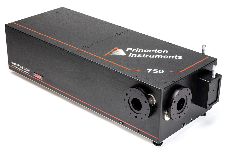 Princeton Instruments' New SpectraPro® HRS-750 Imaging Spectrograph - Optimized Optical Design Provides Higher Resolution to Meet the Demands of Researchers