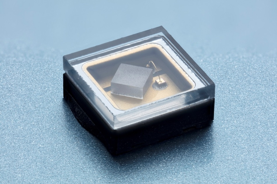 Customizable UV LEDs with Emission Wavelengths Spanning from 320 nm to 233 nm