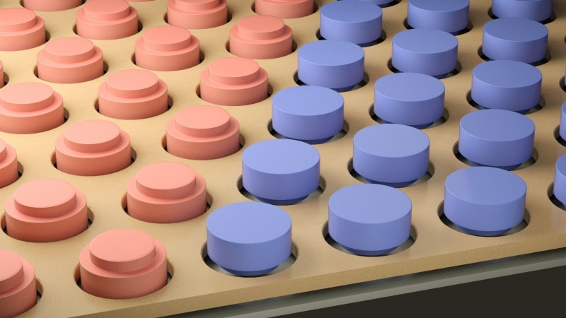 First-Ever Synthetic Dielectric Surface Allows Loss-Free Optical Propagation and Management