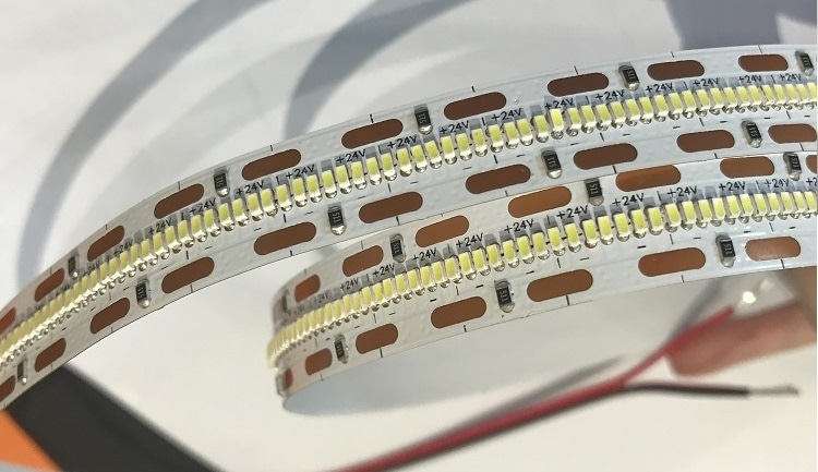 LUXX Light Technology Releases World's First 700 LEDs per Meter LED Strip Light
