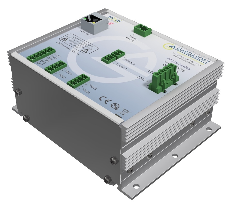 Gardasoft To Show New Generation Of Machine Vision Lighting Controllers