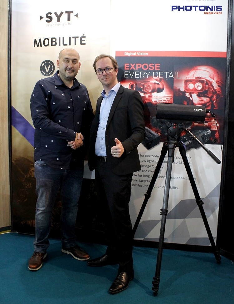 Photonis And Syt Technologies Announce Cooperation