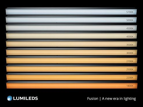 Lumileds Revolutionizes Human-Centric Lighting with LUXEON Fusion Technology