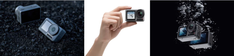DJI Osmo Action Camera Captures Every Adventure in Stunning 4K Detail
