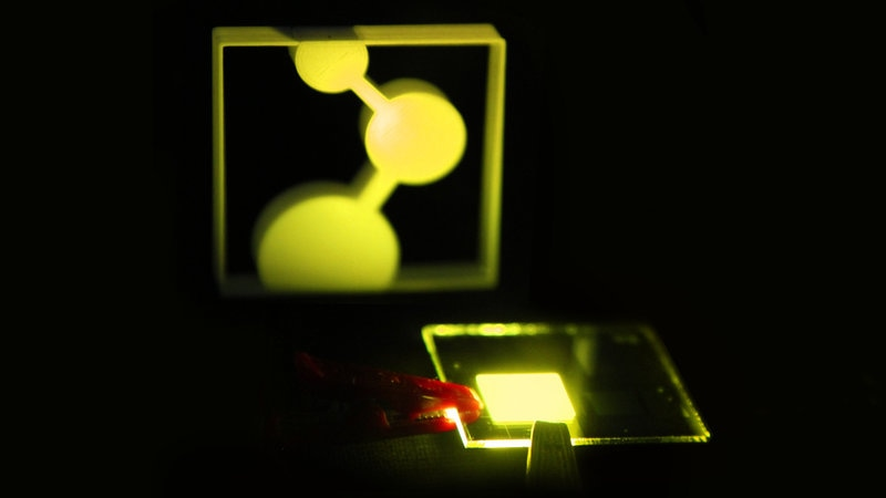 Researchers Develop Efficient and Single-Layered OLEDs
