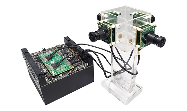 e-con Launches Synchronized Multi-Camera System for Jetson Xavier