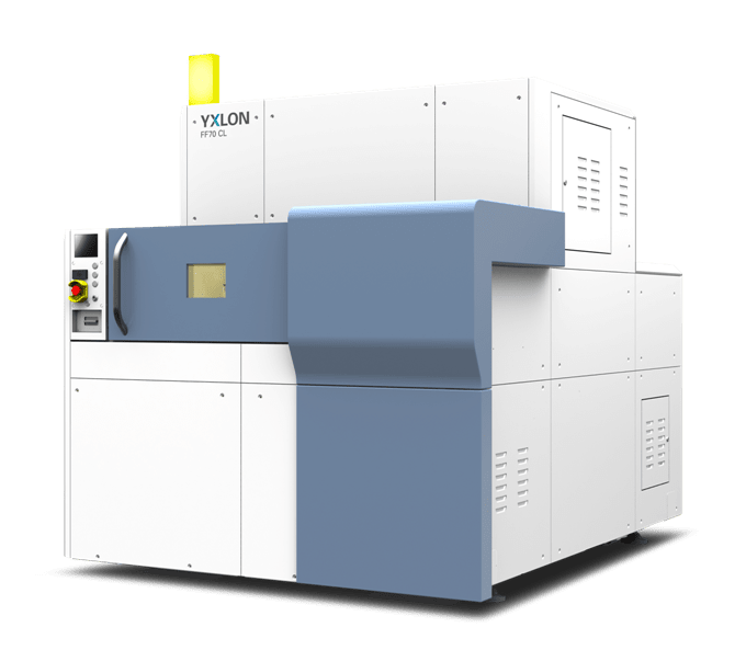 YXLON International's FF70 CL 2D-3D X-ray Wins 2019 Global Technology Award