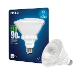 Cree's New PAR38 LED Bulbs for Consumer Spot and Flood Lighting Applications