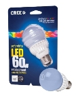 Cree's TW Series LED Bulb Delivers High Color Rendering Index