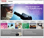 New Website Announced by Toshiba Imaging Featuring a Camera Comparison Option