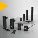 New OWIS Pin-Column System Compatible with SYS 65 and SYS 90 Optical Beam Handling Systems
