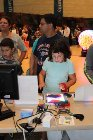 "Future Scientists Converge at ""Wonders of Light – Family Science Fun"" Event"