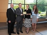 Olympus Receives Gold Supplier Award