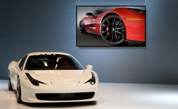 "Volanti Announces Availability of 98"" Active Matrix LCD Display for High Impact Visuals"