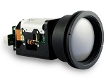 Sierra-Olympic's Vinden 150 EX Continuous Zoom  Thermal Chassis Camera for Security