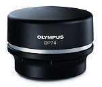 Discover Intelligent Imaging with Olympus' DP74 camera