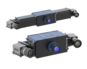 Flexible 3D Camera System with 100 W Projector and Gigabit Ethernet Connector