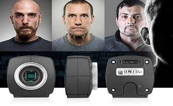 Criminals Foiled by Facial Identification Technology with 18 Megapixel Cameras