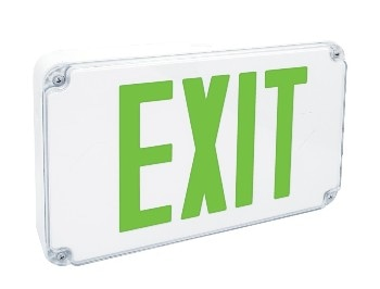 Fulham Launches Two New Wet Location LED Exit Signs