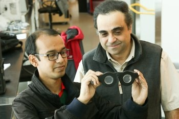 University of Utah Team Develops Adjustable Smart Glasses