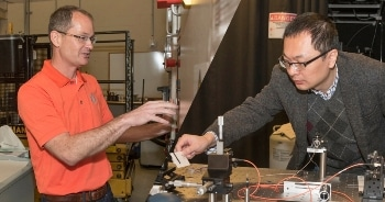 Laser Weapons Could Become Reality with Clemson Engineers' Research