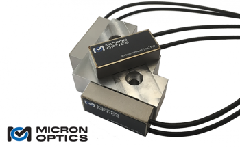 Micron Optics Launches os7510 and os7520 Fiber-Based Accelerometers