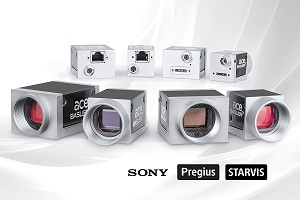 The Largest Camera Series in the Market Continues to Grow: 20 New ace Models with IMX Sensors  from Sony