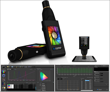 Gamma Scientific Offers World's Most Advanced Handheld Spectroradiometer/Flicker meter for Accurate and Repeatable Display Measurements