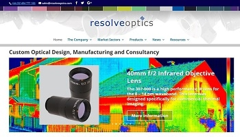 Resolve Optics Launch Social Media Hub