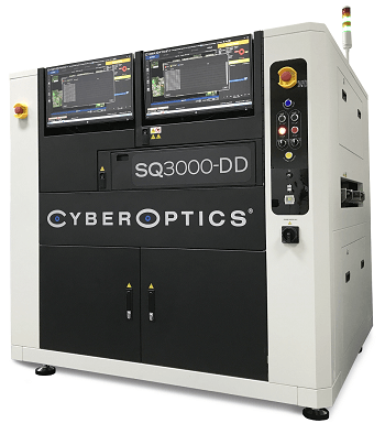 CyberOptics Demonstrates New MRS-Enabled AOI, SPI and CMM Solutions at productronica Germany