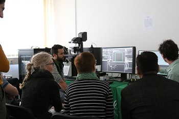 "10th European Short Course on ""Time-resolved Microscopy and Correlation Spectroscopy"""