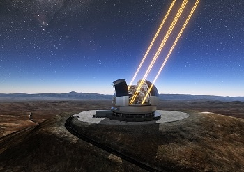 TOPTICA receives the laser guide star contract for ELT from ESO