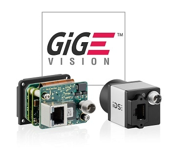 GigE Vision camera firmware 1.5 with new trigger modes and pulse width modulation