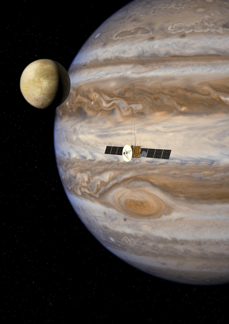 OSL Optics to help unlock the secrets of Jupiter's Icy Moons