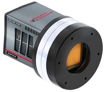 New, Deep-Cooled, Ultra-Large-Format SOPHIA® CCD Cameras Leverage Unique Optical Design!