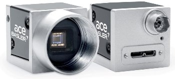 In Series Production: Four New Ace U Models with the IMX287 and IMX273 Sensors from Sony