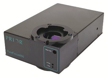 Prior Scientific Introduces the PureFocus 850 - the Ultimate in High Speed Microscope Autofocus