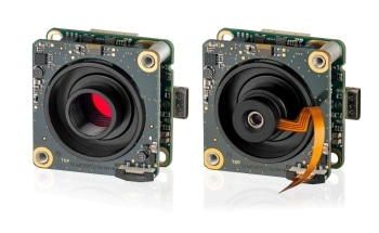 "Board-Level Cameras with Liquid Lenses and ""Active Focus"""