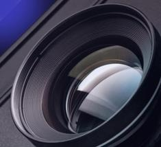 Large Format Lenses for High Resolution Cameras