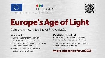 Summit to Show Top Megatrends Depend on Photonics