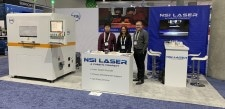 NSI Laser Launched Its UV-Flex Laser System Product Line at Apex 2019
